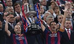 Iniesta acredita que Xavi está preparado para ser técnico do Barcelona