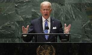 Biden prega união e diz que países precisam trabalhar juntos