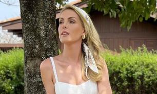 Ana Hickmann ensina como usar 3 vestidos brancos