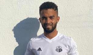 Elisson Baiano, ex-Atlético-MG, celebra acerto com FK Skopje, da Macedônia