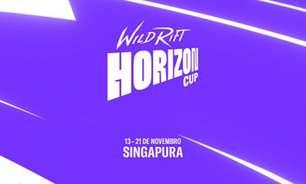Riot Games apresenta Wild Rift Horizon Cup