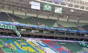 Governo ignora Palmeiras e FPF por público na Libertadores