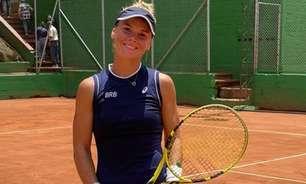 Laura Pigossi vai às quartas de duplas em Valência, na Espanha