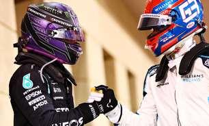 Russell tem de aceitar condição de segundo piloto da Mercedes em 2022, crê Gabriel Curty