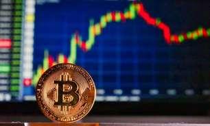 Bitcoin despenca para US$ 40 mil, menor preço em seis semanas