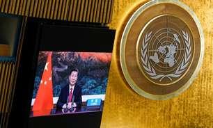 Líder chinês promete não construir novos projetos energéticos com carvão no exterior