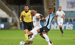 CBF altera horário da partida entre Santos e Grêmio pelo Brasileirão