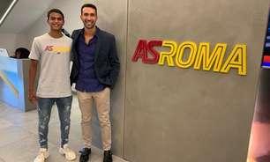 Atacante assina com a Roma e Corinthians vai ganhar 30%