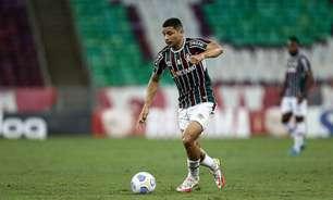 Fluminense vai renovar o contrato do volante André até o fim de 2024