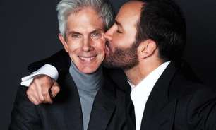 Morre Richard Buckley, marido do estilista Tom Ford