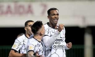 Jô é quem mais participa dos gols do Corinthians na temporada e na 'Era Sylvinho'