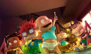 """Nova versão de """"Rugrats: Os Anjinhos"""" é renovada para 2ª temporada"""