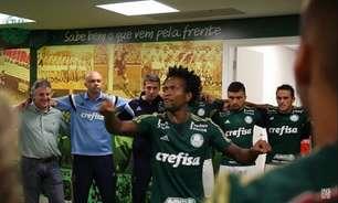 Palmeiras é grande? Seis anos depois, Zé Roberto bate no peito de novo e explica momento do viral; relembre