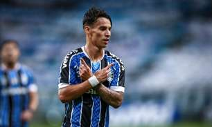 Ferreirinha é decisivo e ajuda Grêmio a voltar a vencer no Brasileirão
