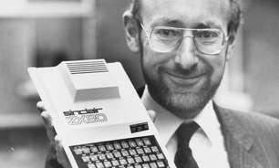 Adeus Sir Clive Sinclair, obrigado por tudo