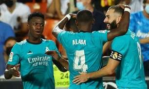 Real Madrid x Mallorca: onde assistir, horário e escalações do jogo do Campeonato Espanhol