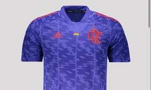 Flamengo vai lançar camisa em homenagem ao movimento LGBTQIA+