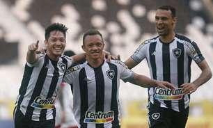 Gordura: Botafogo abre 'duas rodadas' de vantagem para o 5º colocado na Série B do Brasileirão