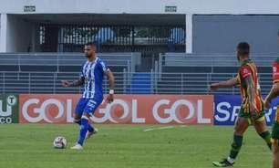 Lucão comemora vitória diante do Londrina: 'Grande resultado para a equipe'