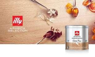 Illycaffè lança mais um ingrediente individual de seu blend