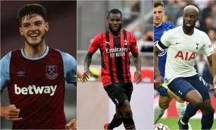 Manchester United define lista de substitutos para o caso de Pogba não renovar seu contrato