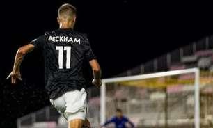 Filho de Beckham estreia como jogador profissional nos EUA