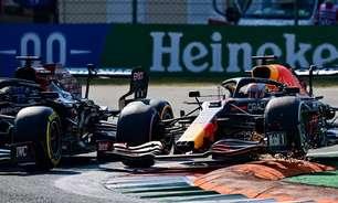 Mercedes x Red Bull: quem vai trocar de motor na Rússia?