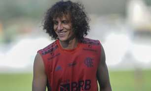 David Luiz confirma que está à disposição para estrear pelo Flamengo nesta quarta