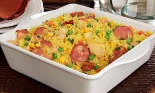 Receitas com arroz: pratos prontos em até 40 minutos