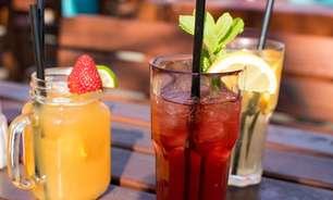 5 sucos refrescantes e saudáveis para brindar a primavera