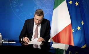 Itália doará 45 milhões de doses anti-Covid a países pobres em 2021