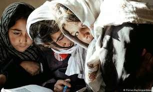 O destino das estudantes afegãs sob o regime talibã