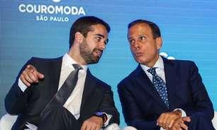 Em debate, Doria e Leite respondem sobre apoio a Bolsonaro