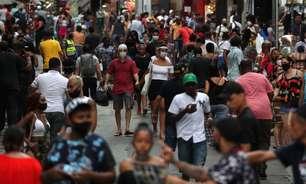Movimento no comércio tem alta de 17,6% na capital paulista