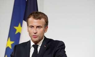 Macron reenviará embaixador aos EUA após telefonema de Biden