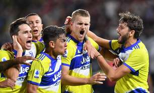 Juventus bate Spezia de virada e vence 1ª no Italiano