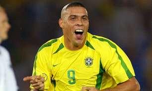 Ronaldo recebe parabéns no aniversário de 45 anos; veja lances incríveis do Fenômeno