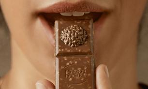 Ferrero Rocher entra no mercado de barras de chocolate