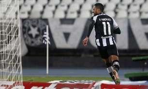 Diego Gonçalves deve ser titular do Botafogo contra o CSA; veja provável time
