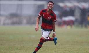 Yuri, do Flamengo, projeta final do Carioca sub-20 e destaca: 'Só penso em entregar o meu melhor'