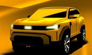 Com pegada off-road, nova geração do Duster será híbrida