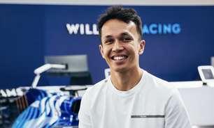 Albon revela porque optou pela Williams em seu retorno à F1