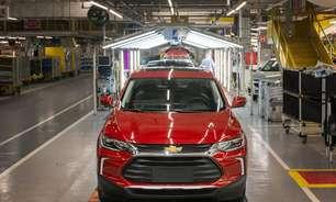 GM vai dobrar a produção de Onix, Onix Plus e Tracker