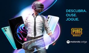 PUBG Mobile anuncia parceria com a Motorola