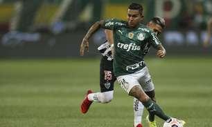 """""""Palmeiras é muito maior do que todos"""", diz Dudu após bronca"""