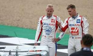 Haas anuncia manutenção de Schumacher e Mazepin para 2022 apesar das rusgas