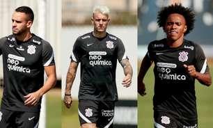Novos reforços do Corinthians têm retrospecto irregular em Dérbis; empates e derrotas prevalecem