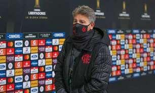 Renato comemora vantagem 'muito grande' do Flamengo, mas ressalta: 'Eles não chegaram por convite'