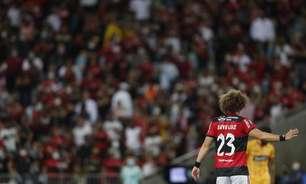 David Luiz apresenta credenciais em estreia pelo Flamengo e agrada aos torcedores: 'Chega para ser ídolo'