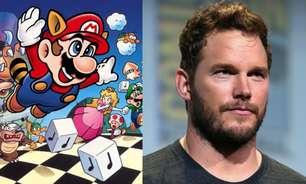 Novo filme do Mario estreia em 2022 com Chris Pratt na voz do encanador